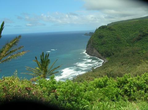North Kohala coast just 15 minutes from Hawi Haven with hiking to a fabulous beach